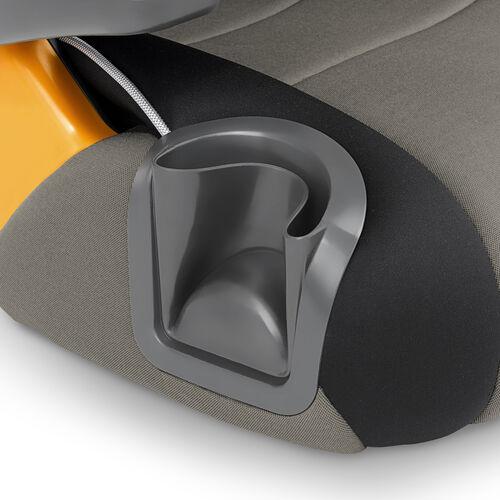 KidFit Zip 2-in-1 belt postioning booster car seat - Marina in