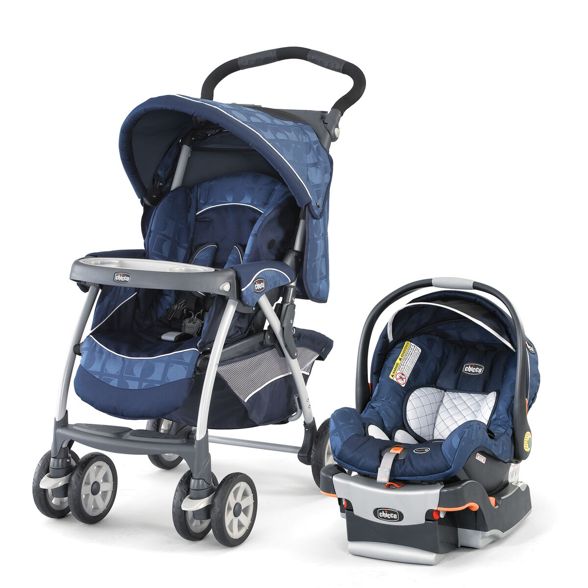 Chicco Cortina Keyfit 30 Travel System Azura