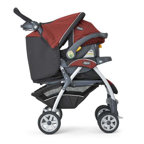 chicco element travel system