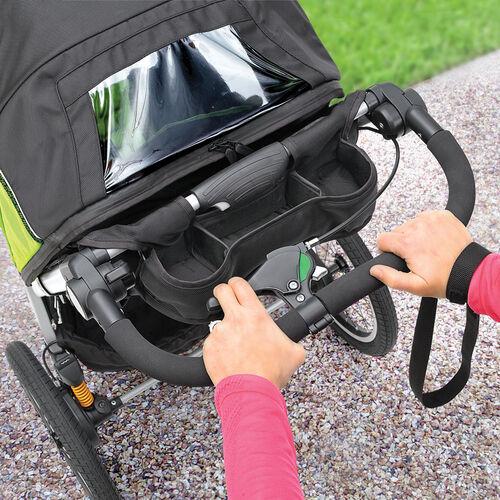 Chicco Tre Jogging Stroller Titan