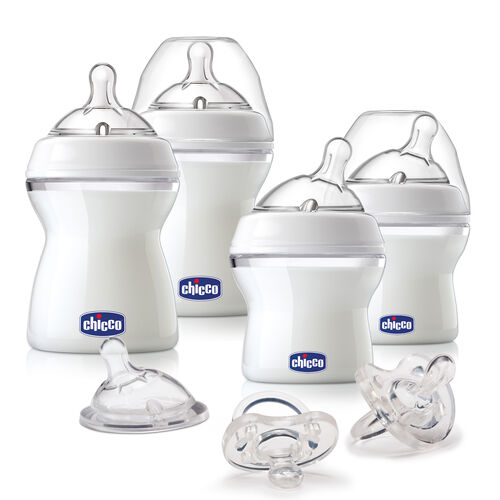 NaturalFit Feeding Baby Gift Set - Feeding Infant Gift Set