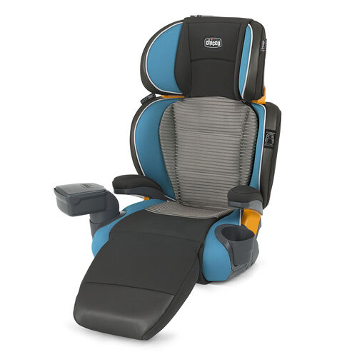 Chicco KidFit Zip Air 2 in 1 Belt Positioning Booster Car Seat - Ventata