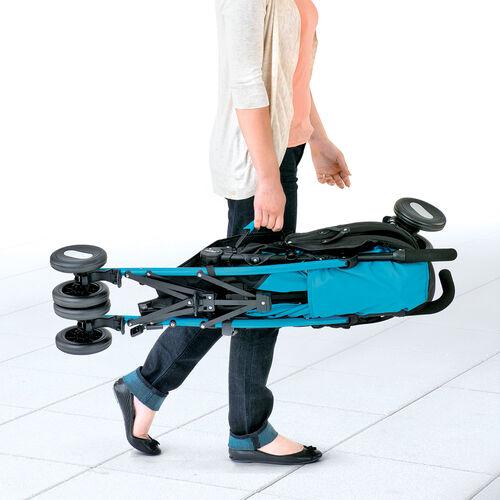 Folded Chicco Echo Stroller