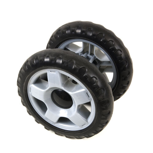 Replacement front wheel assembly for Chicco Capri Stroller