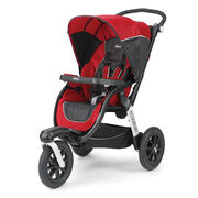 ACTIV3 Jogging Stroller - Fire in