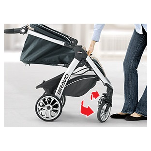 Smart Fold - Smartest Quick Fold Stroller In Its Class