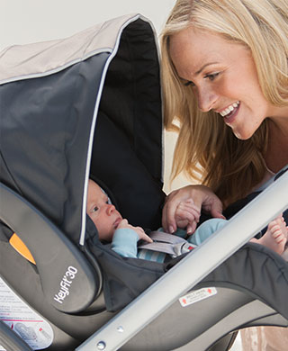 1 - Keyfit Carrier - Birth - 12M