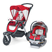 Activ3 Travel System - Stroller and Car Seat Cleaning