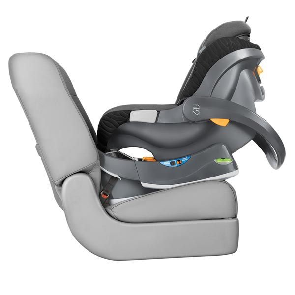 Chicco Fit Rear Facing Infant Toddler Car Seat Base