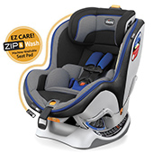 NextFit Zip Convertible Car Seat car seat cleaning