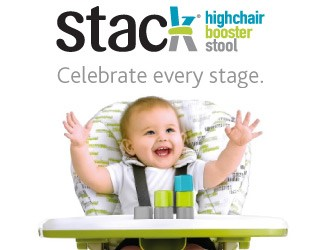 Stack 3-in-1 Highchair