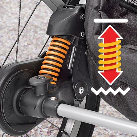 Chicco TRE Stroller Wheel Springs