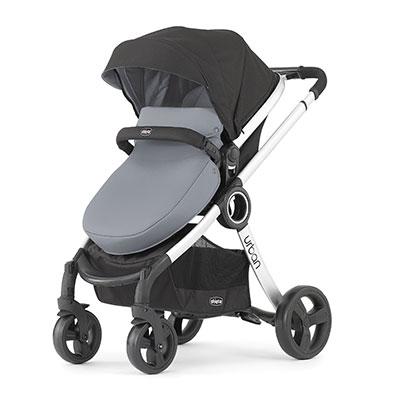 urban stroller in coal/gray