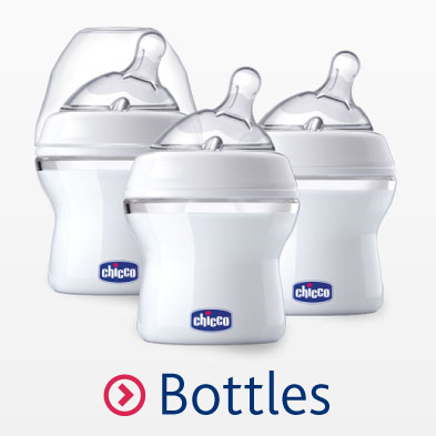 Chicco NaturalFit Baby Bottles