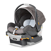 KeyFit30 Infant Car Seat how to clean car seat straps and base