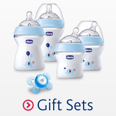 Feeding Gift Sets - Bottle and Pacifier Sets