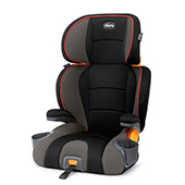 KidFit Booster Car Seat - how to clean a car seat