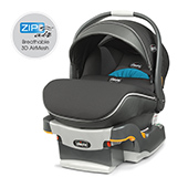 KeyFit30 Zip Air Infant Car Seat - how to clean a car seat