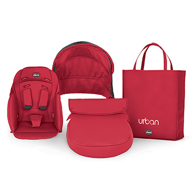 Urban Red Color Kit