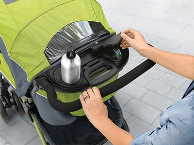 Chicco Cortina Cx Travel System Iron