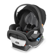 Extend the life of your car seat - introducing the newest infant & toddler car seat with rear-facing comfort.