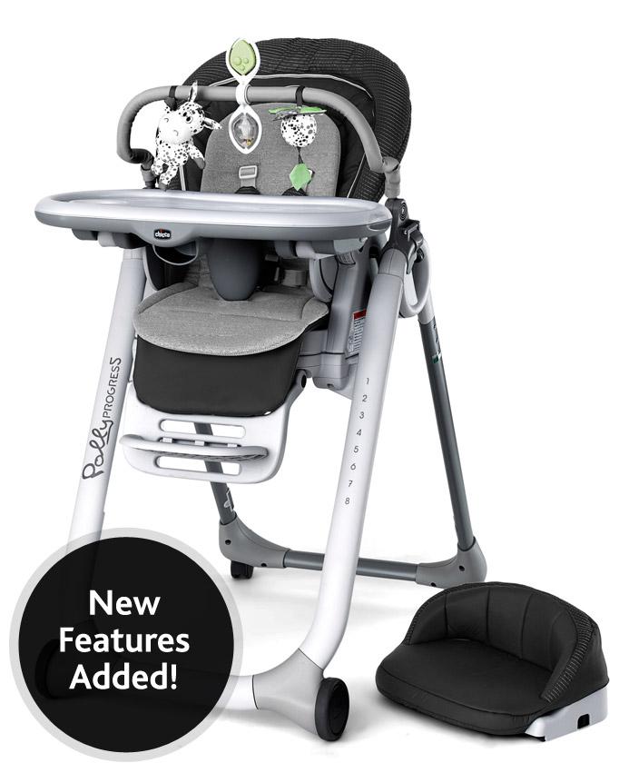 Polly Progres5 Multi-chair Highchair