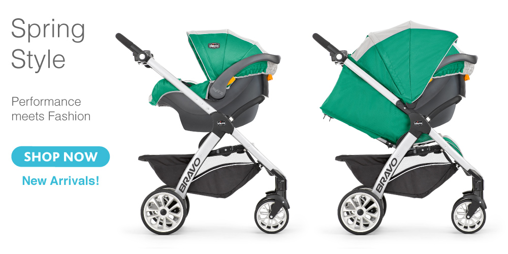 Chicco New Arrivals for 2016 - shop infant car seats, baby strollers, playards, highchairs and more.