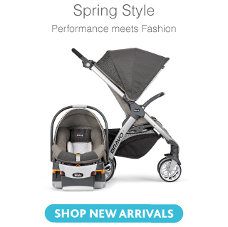Chicco New Arrivals for Spring 2016 - shop newborn infant car seats, travel systems, strollers, highchairs and more