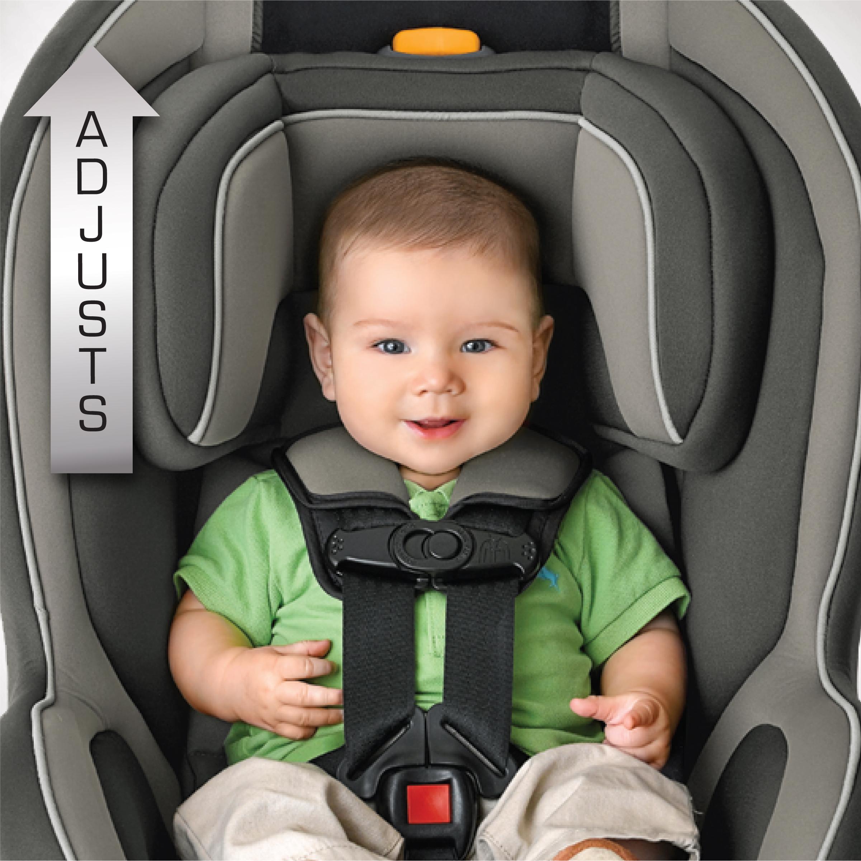 Chicco Nextfit Zip Air Convertible Car Seat Ventata
