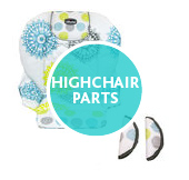 highchair parts